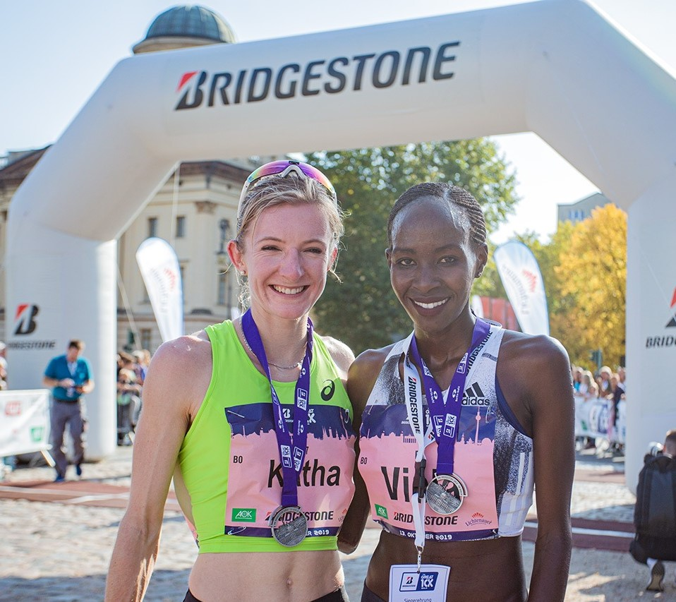 Schnell, schneller, The Bridgestone Great 10k Berlin!